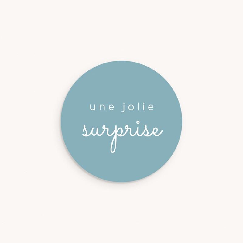Sticker Enveloppe Naissance Un ami à apprivoiser