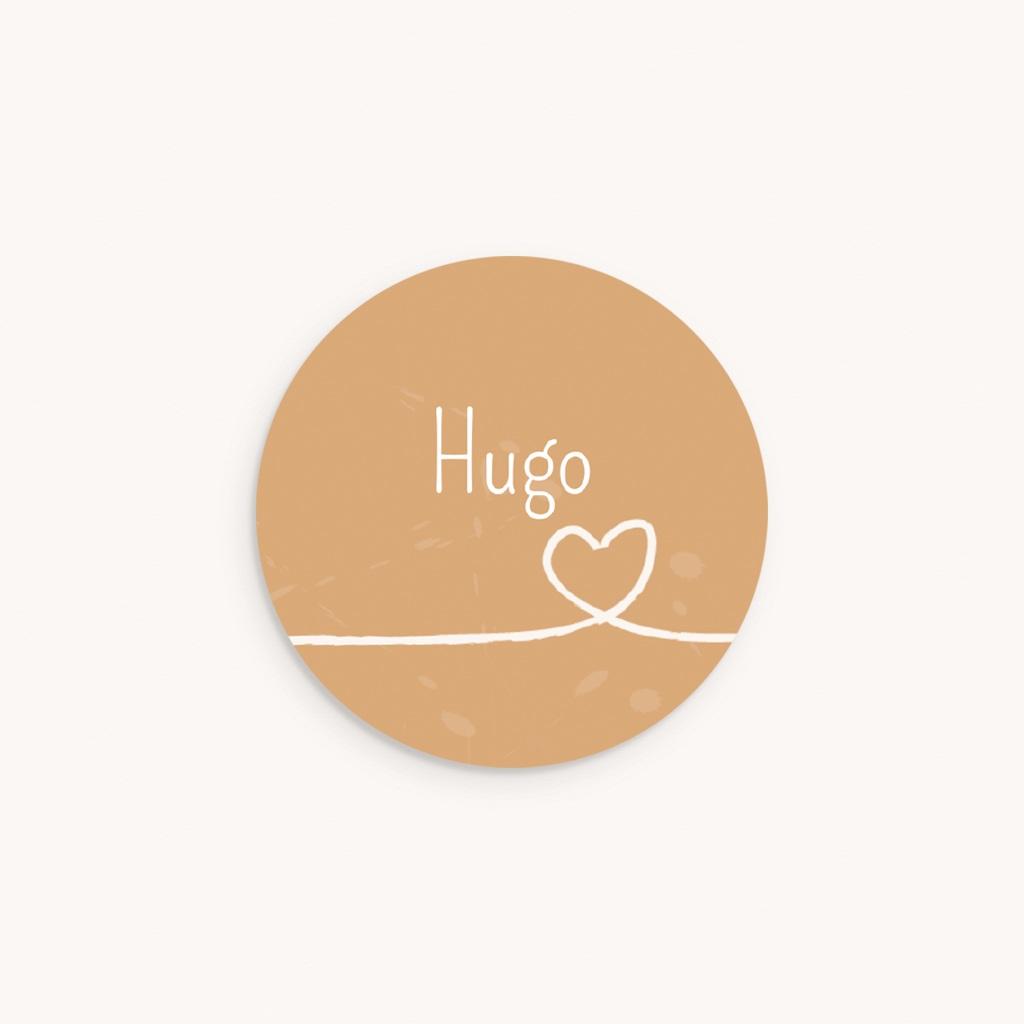 Sticker Enveloppe Naissance Me Voilà !