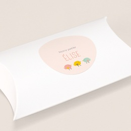 Sticker Enveloppe Naissance Candy