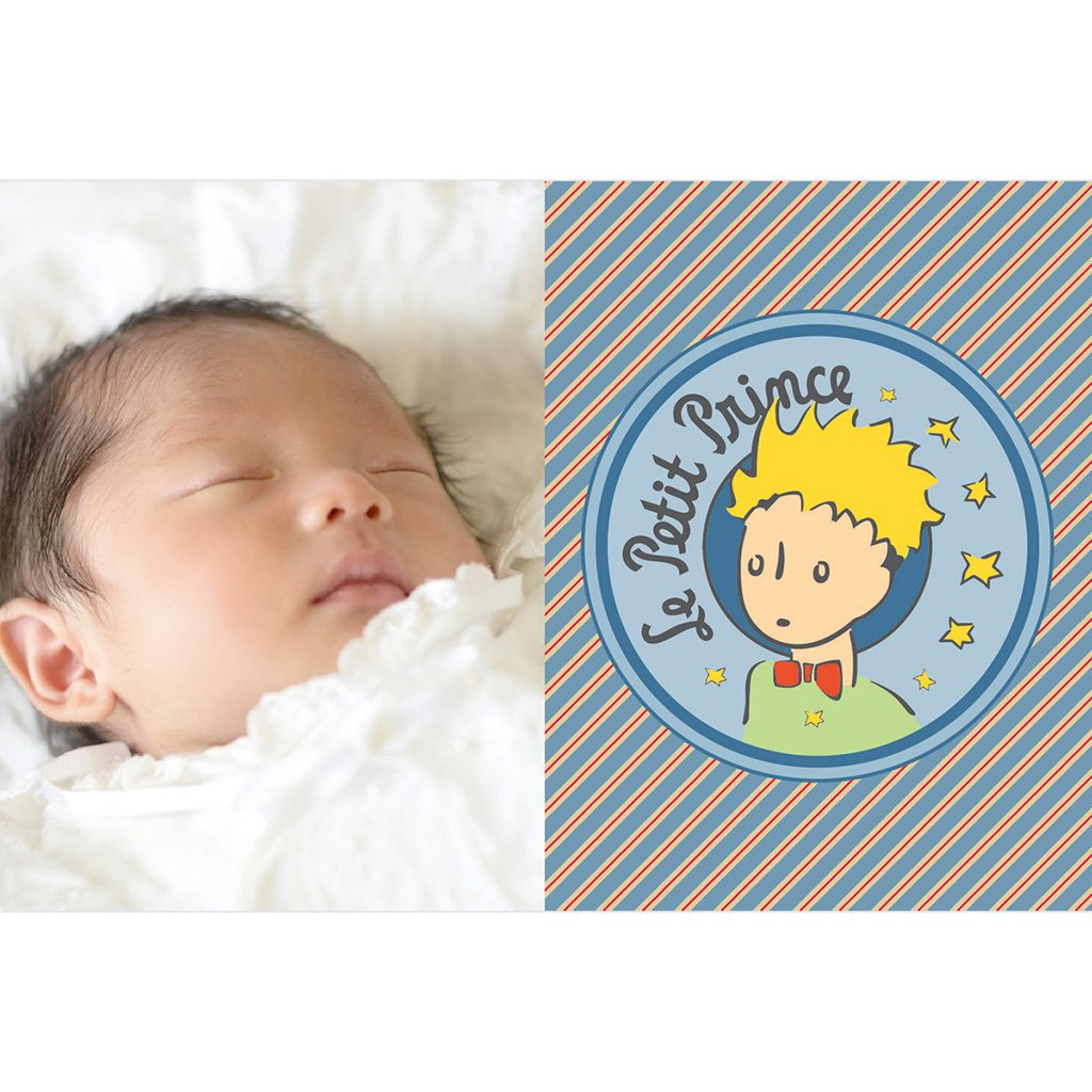 Faire-part de Naissance Le Petit Prince 19 pas cher