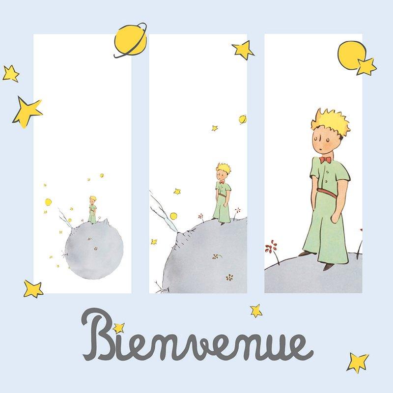 Faire-part de Naissance Le Petit Prince 7 pas cher