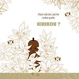 Faire-part de Naissance Kirikou 2 pas cher
