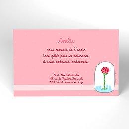 Carte de Remerciement Naissance Le Petit Prince 9