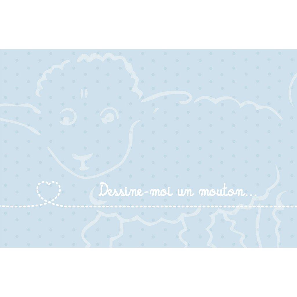 Faire-part de Naissance Le Petit Prince 3 gratuit