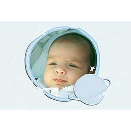 Faire-part de Baptême Le Petit Prince 10 Baptême gratuit