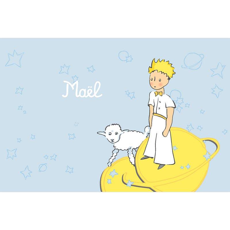 Faire-part de Naissance Le Petit Prince 10 pas cher
