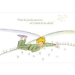 Faire-part de Naissance Le Petit Prince 8 pas cher