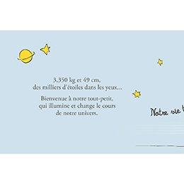 Faire-part de Naissance Le Petit Prince 2 gratuit