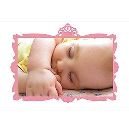 Faire-part de Naissance Petite Princesse gratuit
