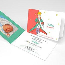 Faire-part de Naissance Le Petit Prince 5