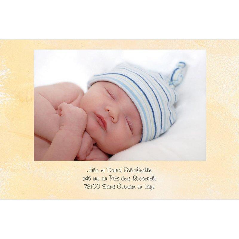 Faire-part de Naissance Roller grand frère bébé fille gratuit