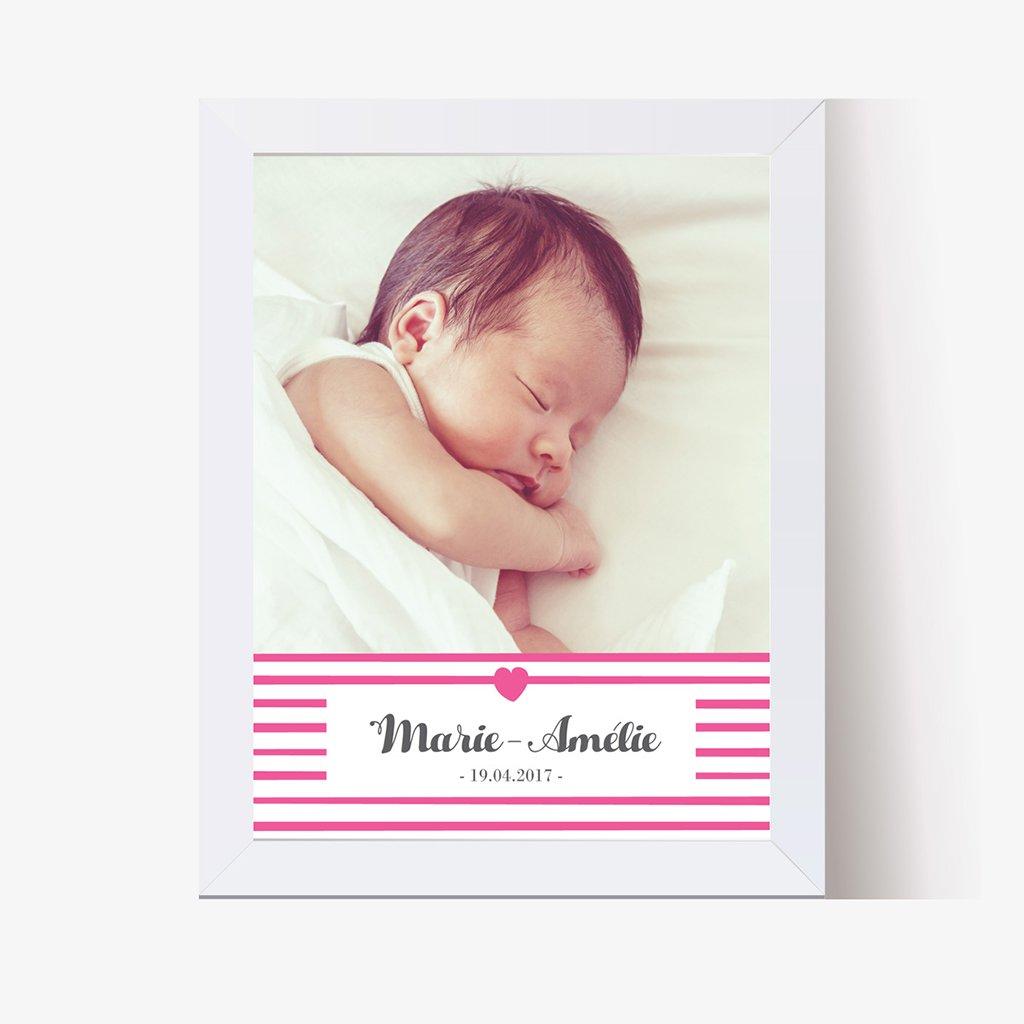Affiche Déco Bébé Love