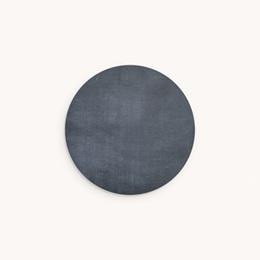 Sticker Enveloppe Naissance Ardoise, Bienvenue bébé, 4,5 cm