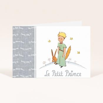 Faire-part de Naissance Le Petit Prince 14 original