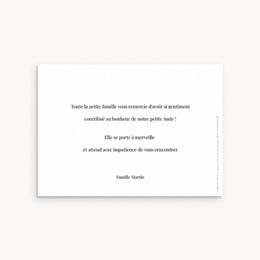 Carte de Remerciement Naissance Le Petit Prince 17 pas cher