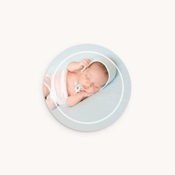 Sticker Enveloppe Naissance Harmonie