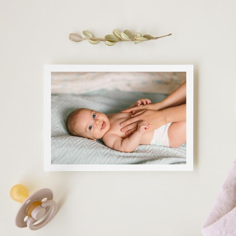 Carte de Remerciement Naissance Petite Robe gratuit