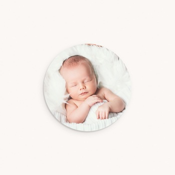 Sticker Enveloppe Naissance Ticket Gagnant bleu , photo pas cher