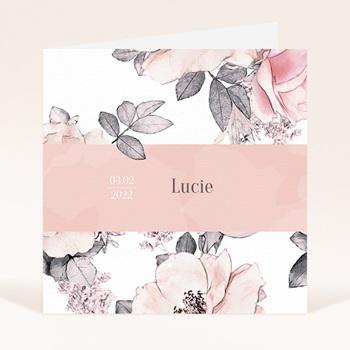 Faire-part de Naissance Lily-Rose