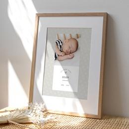 Affiche Déco Chambre Enfant Sweet chic garçon, brin, photo