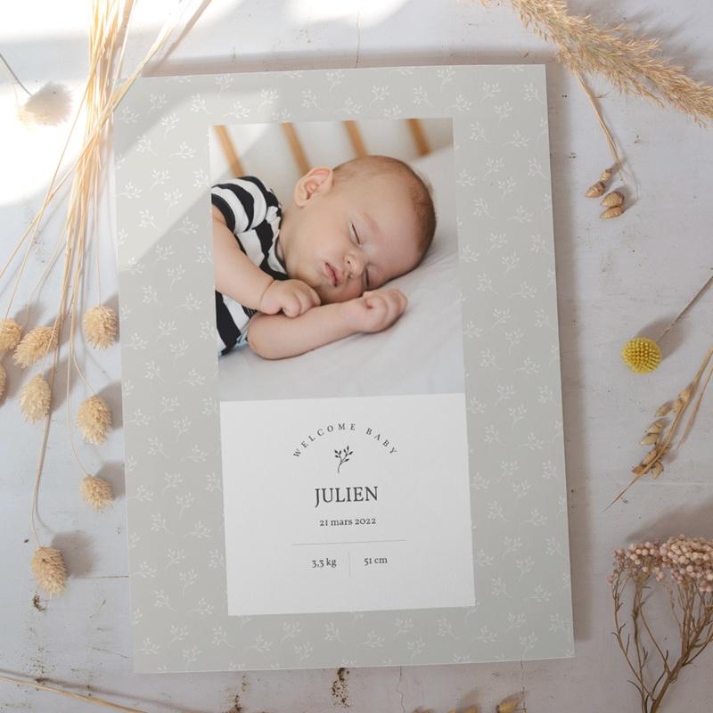 Affiche Déco Chambre Enfant Sweet chic garçon, brin, photo gratuit
