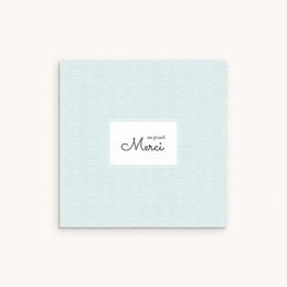 Carte de Remerciement Naissance Petit mouton