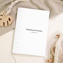 Livret de Messe Baptême Petit Herbier, couverture gratuit