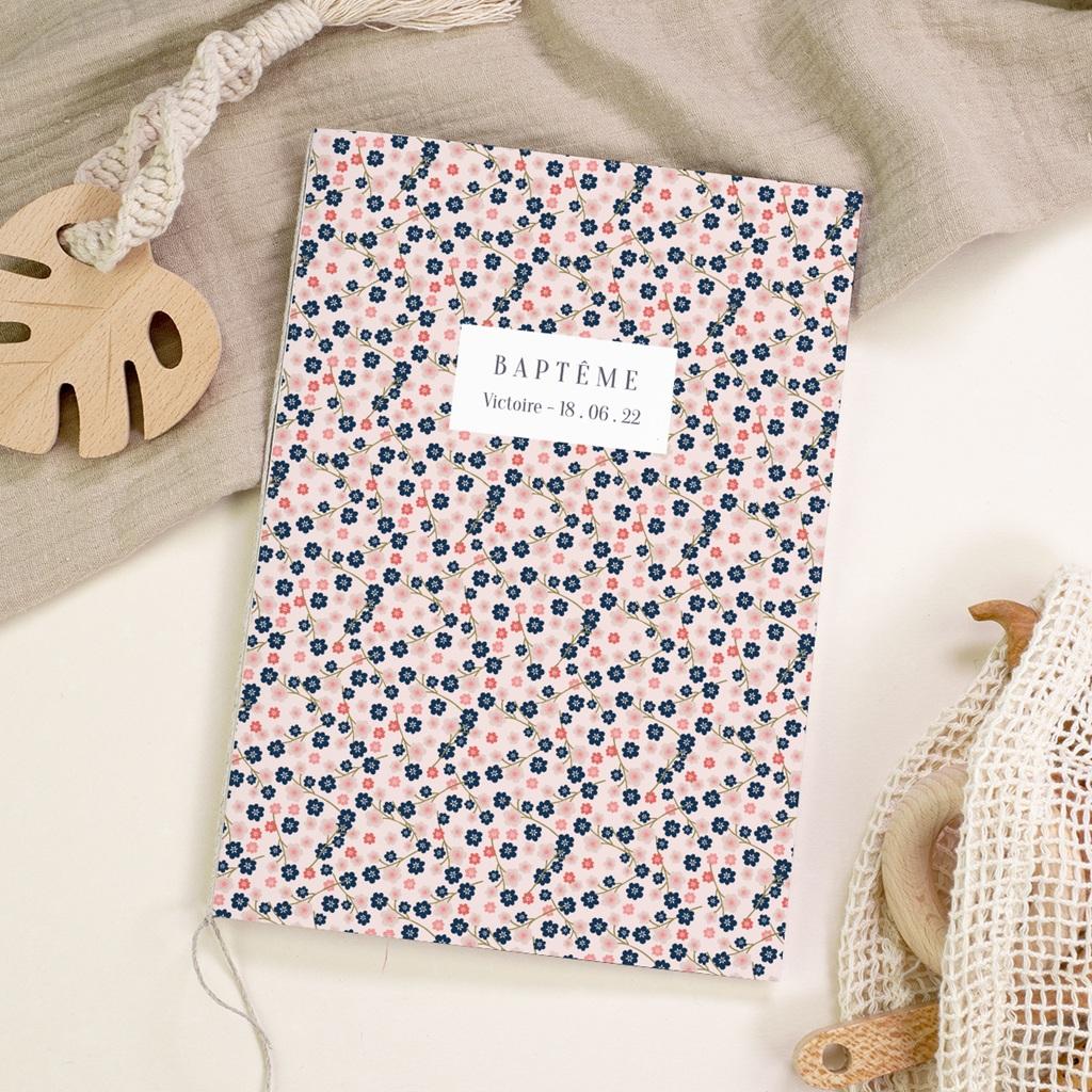 Livret de Messe Baptême Bloom, couverture gratuit
