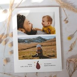 Affiche Déco Chambre Enfant Méli Mélo automnal, 2 photos gratuit