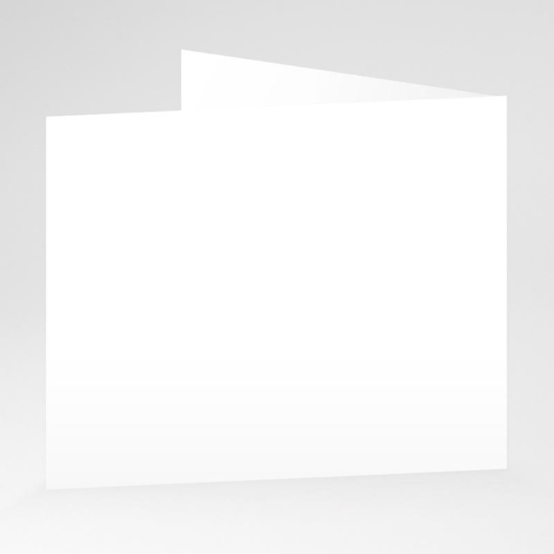 Carte de Remerciement Naissance vierge EL gratuit