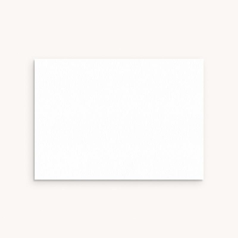 Carte de Remerciement Naissance vierge RM1 pas cher