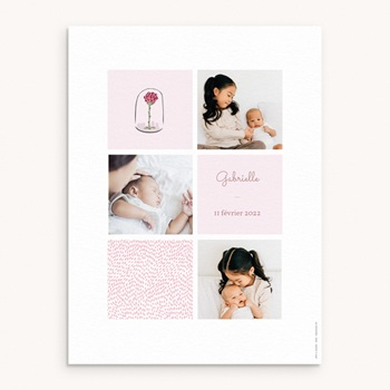 Affiche Déco Chambre Enfant L'amour du Petit Prince, 3 photos pas cher