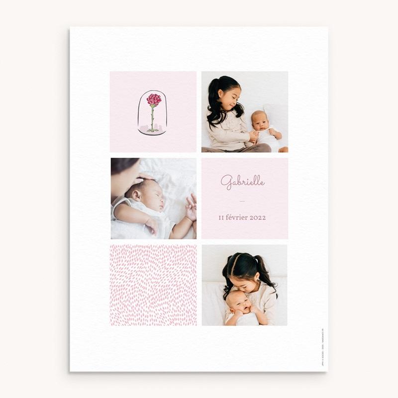 Affiche Déco Chambre Enfant L'amour du Petit Prince, 3 photos