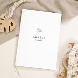 Livret de Messe Baptême Ardoise, 15 x 22 cm gratuit