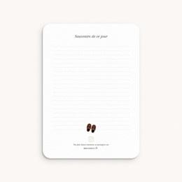 Carte Etape Vestiaire Fillette, 1ère année, lot de 12 gratuit