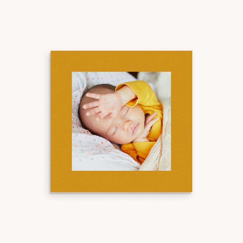 Carte de Remerciement Naissance Initiale Prénom Petit Prince, 10 x 10