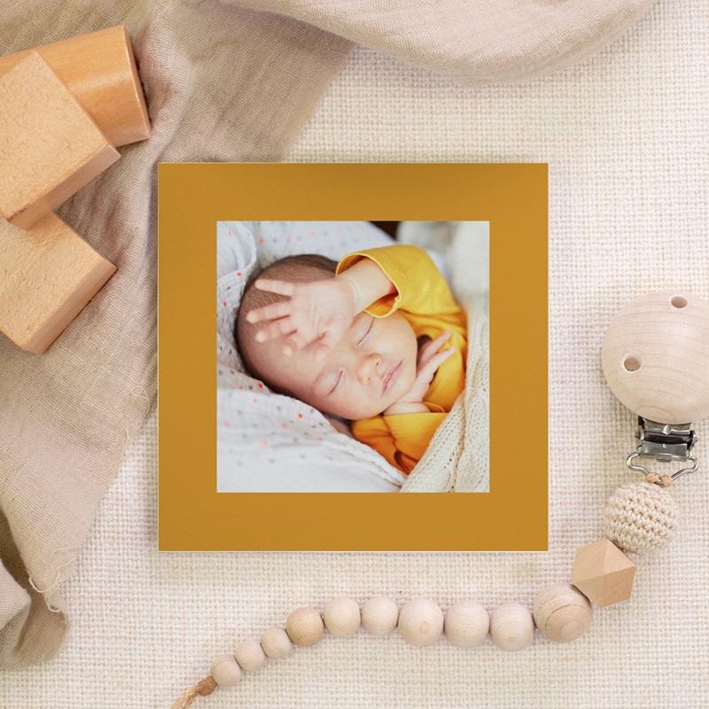 Carte de Remerciement Naissance Initiale Prénom Petit Prince, 10 x 10 gratuit