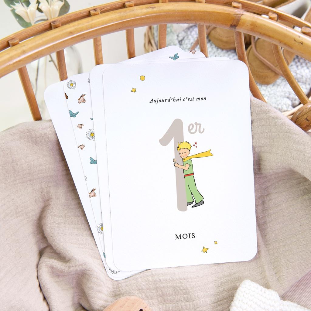 Carte Etape Les exploits du Petit Prince, 1ère année gratuit